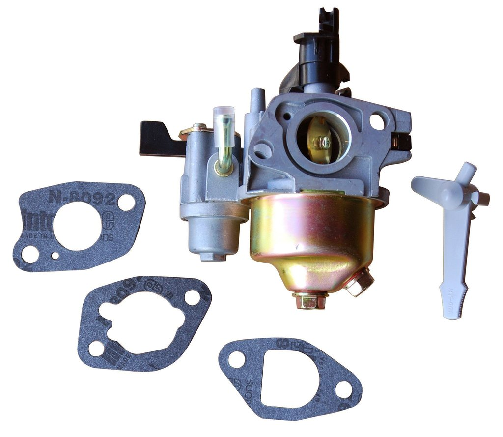 Replaces Mustang LF-88 Plate Compactor Carburetor