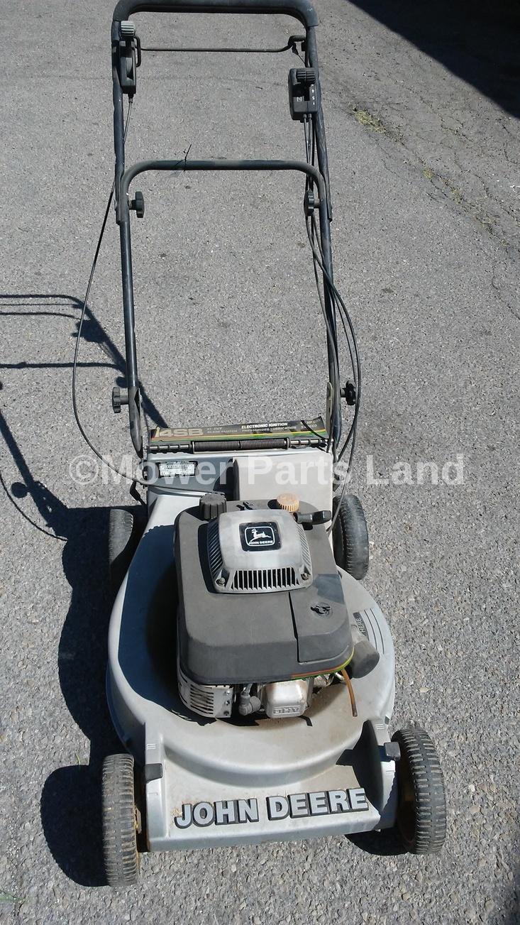 Replaces John Deere Lawn Mower Model 14sb Carburetor