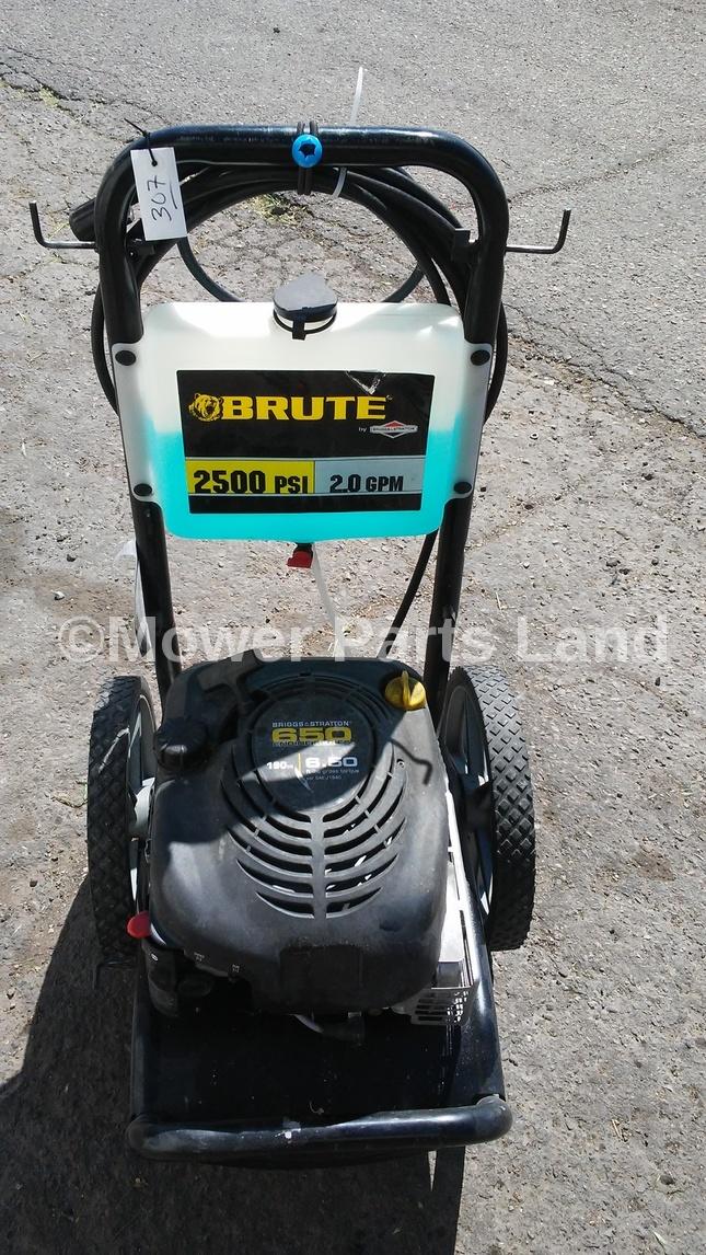 Brute Lawn Mower Air Filter : Replaces brute pressure washer model carburetor