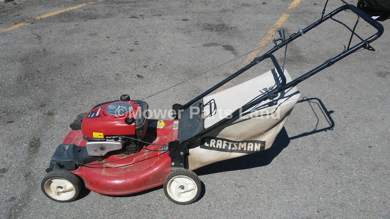 Craftsman Lawn Mower Belts : Replaces craftsman lawn mower model drive belt