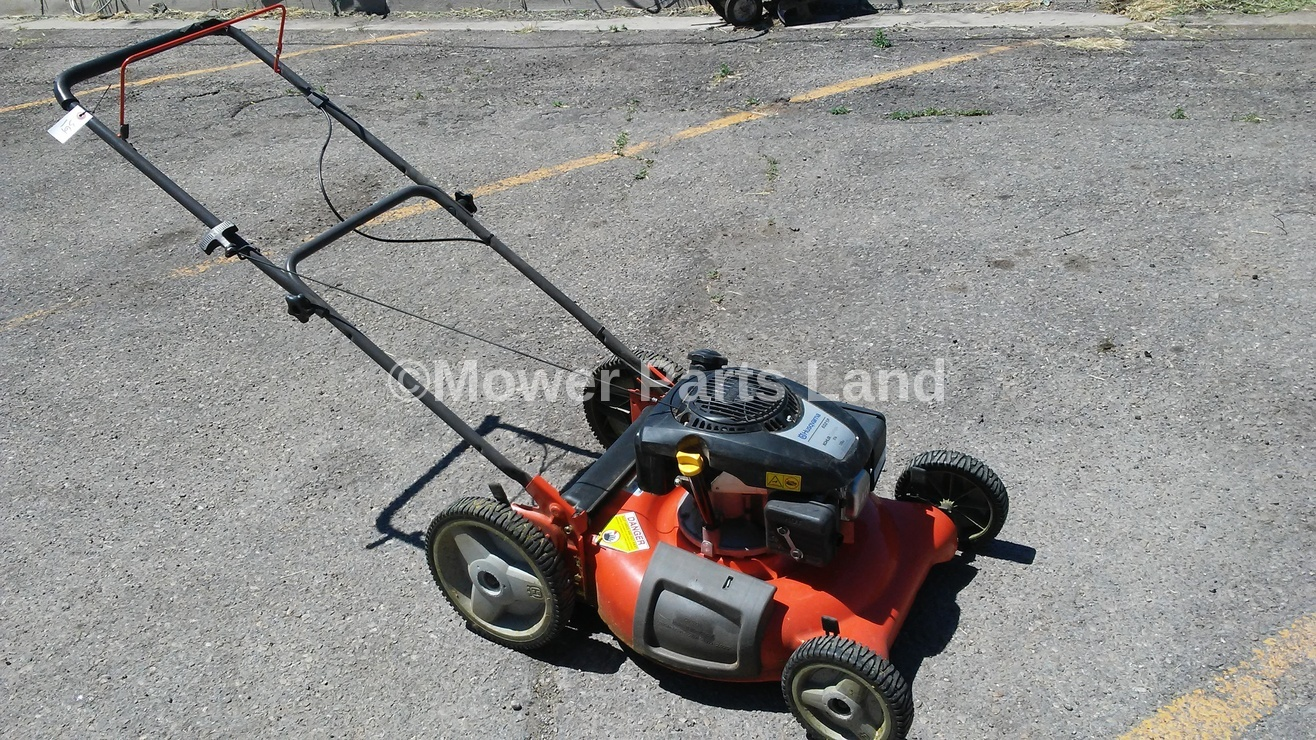 Husqvarna Lawn Tractors Replacement Parts : Replaces husqvarna model lawn mower zone cable