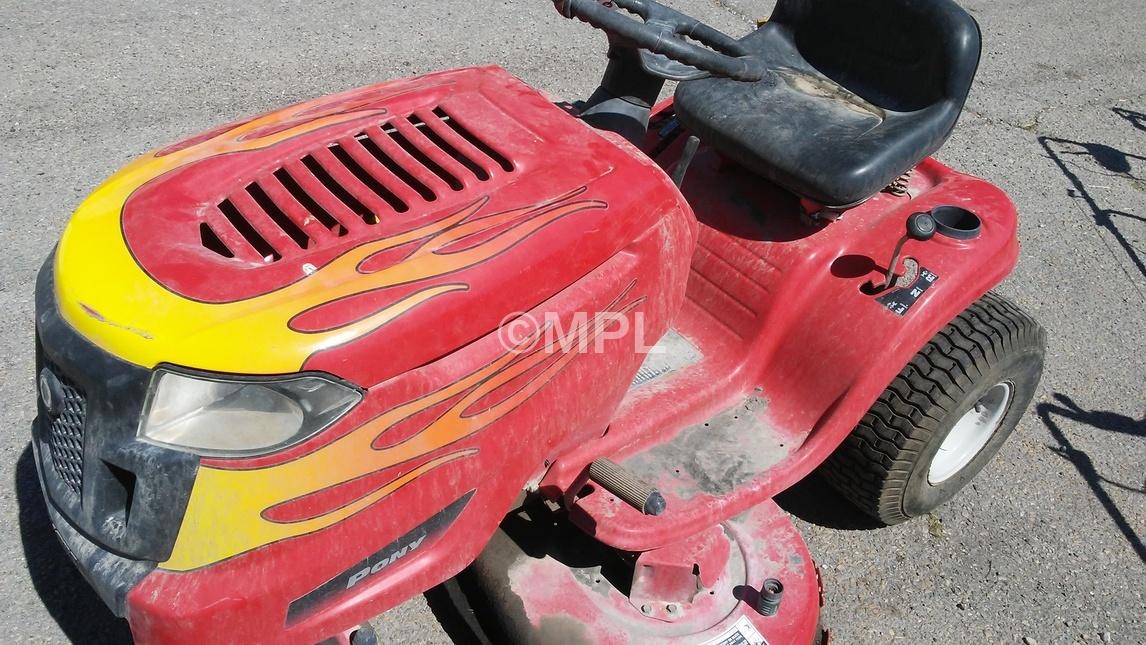 Troy Bilt Pony Lawn Mower Model 13an77kg011 Maintenance Kit Mower Parts Land