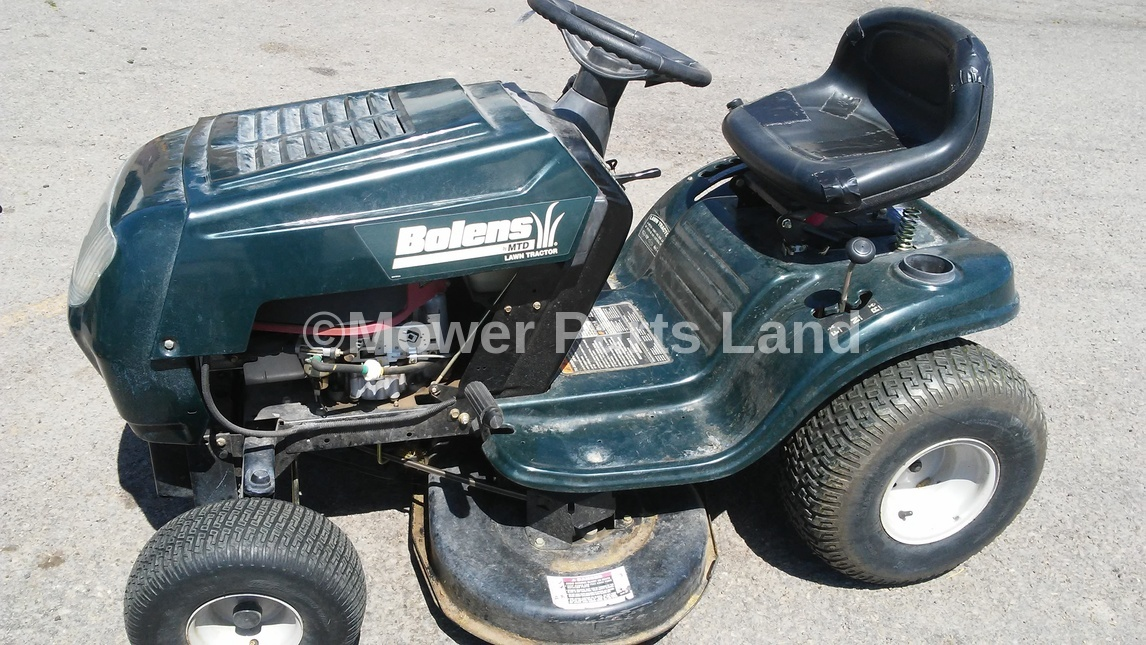 Replaces Bolens Lawn Mower Model 13AM762F765 Deck Belt