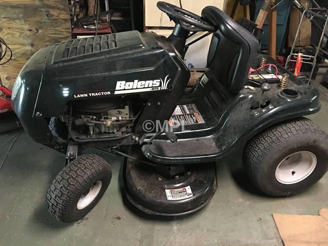 Replaces Bolens Lawn Mower Model 13WC762F065 Deck Belt