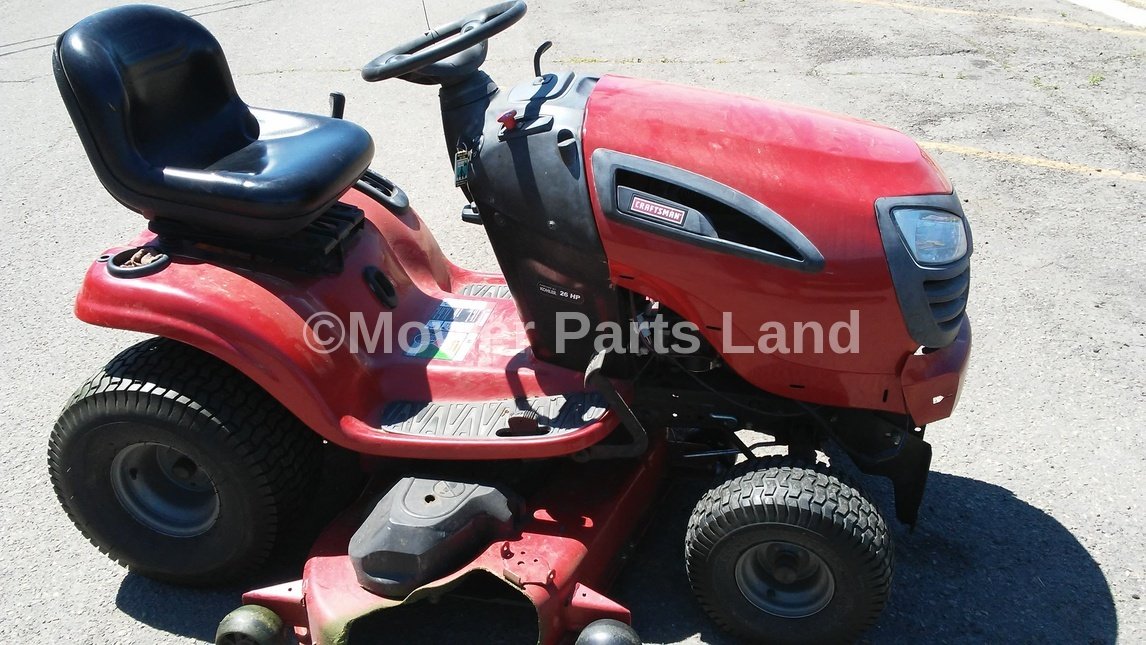 Replaces Craftsman Riding Lawn Mower Model 917 289902