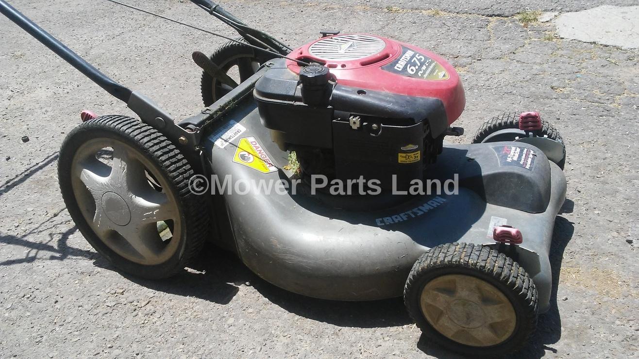 Replaces Craftsman Lawn Mower Model 917 378492 Carburetor Mower Parts Land