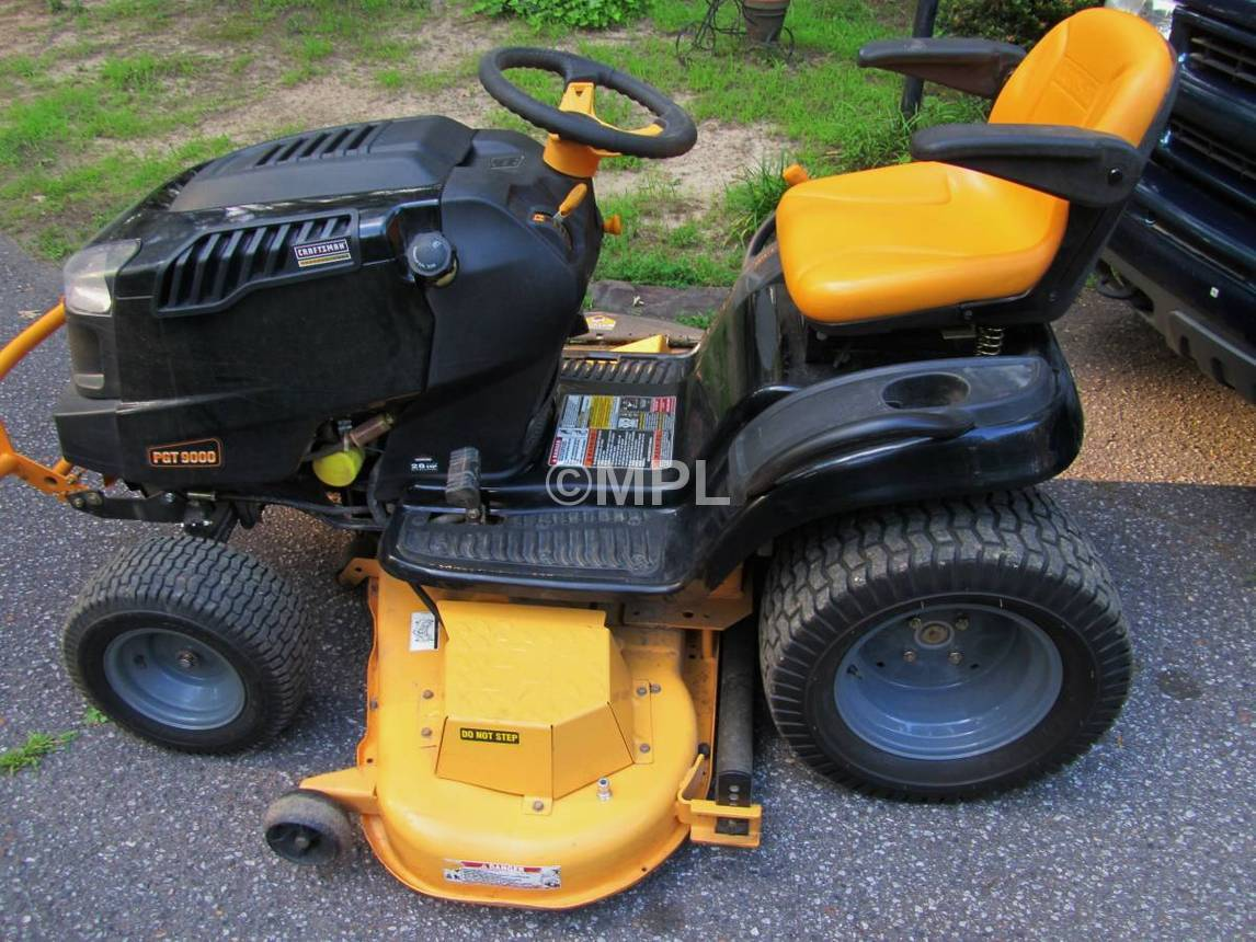 Craftsman Lawn Tractor Product : Replaces craftsman lawn tractor model  cutting