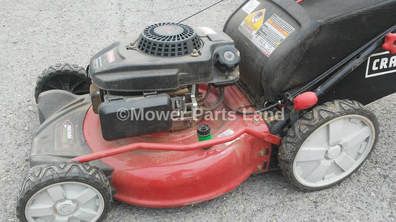Replaces Craftsman Lawn Mower Model 247 375910 Drive Belt