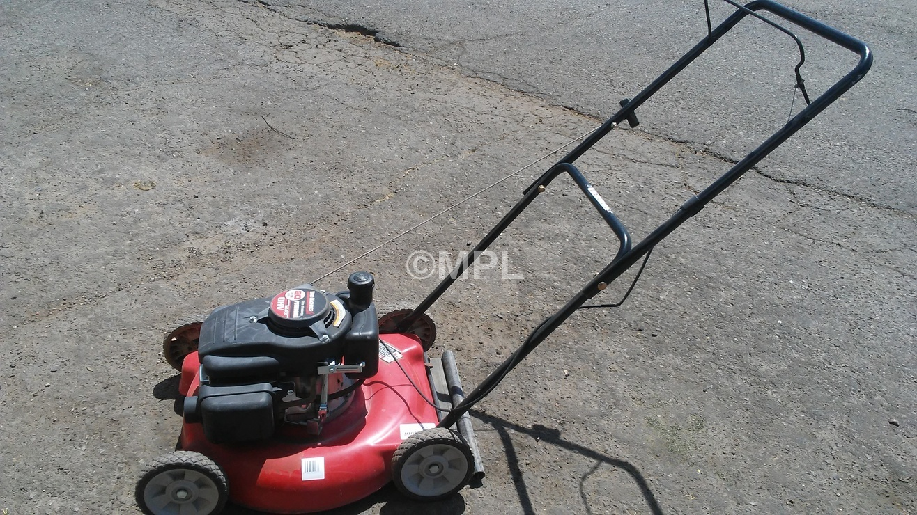 Yard Machines Lawn Mower Model A Mg Carburetor on Mtd Yard Man Tiller Parts