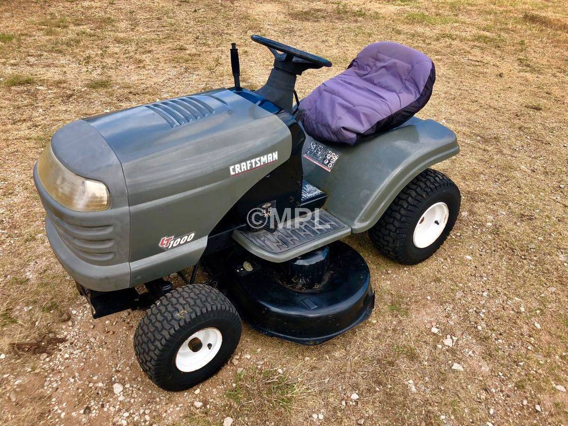 Craftsman Model 917 Push Mower : Replaces craftsman lt riding mower model