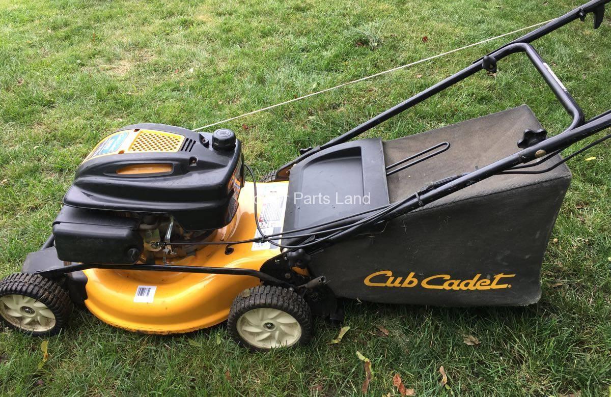 Replaces Cub Cadet Model 12a 18mc056 Lawn Mower Blade