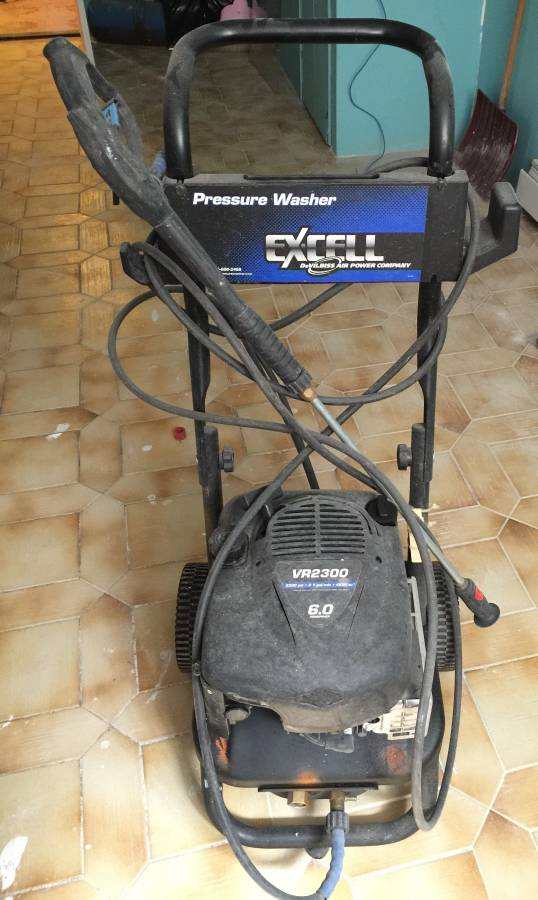 Replaces Excell Vr2300 Pressure Washer Carburetor Mower