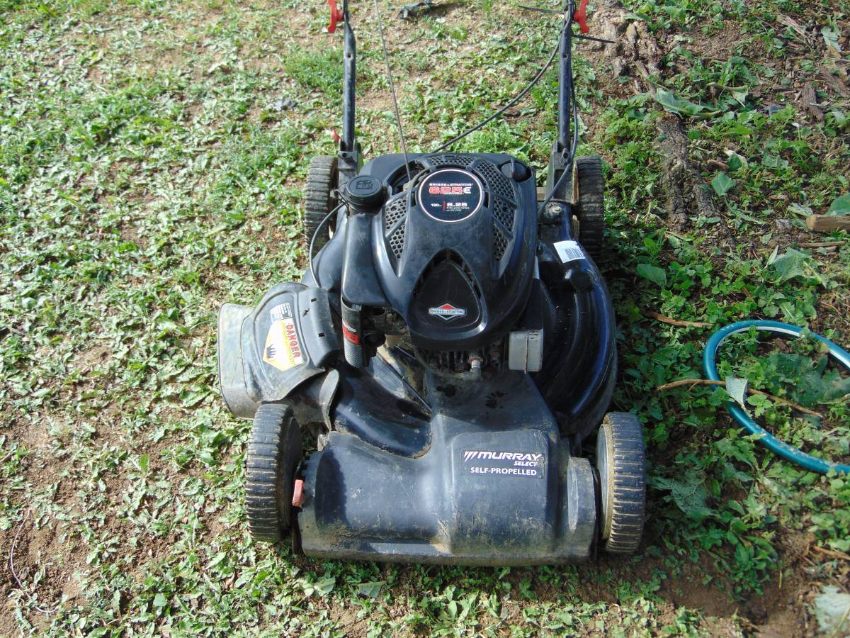 Lawn Mower Parts Product : Replaces murray lawn mower model a carburetor