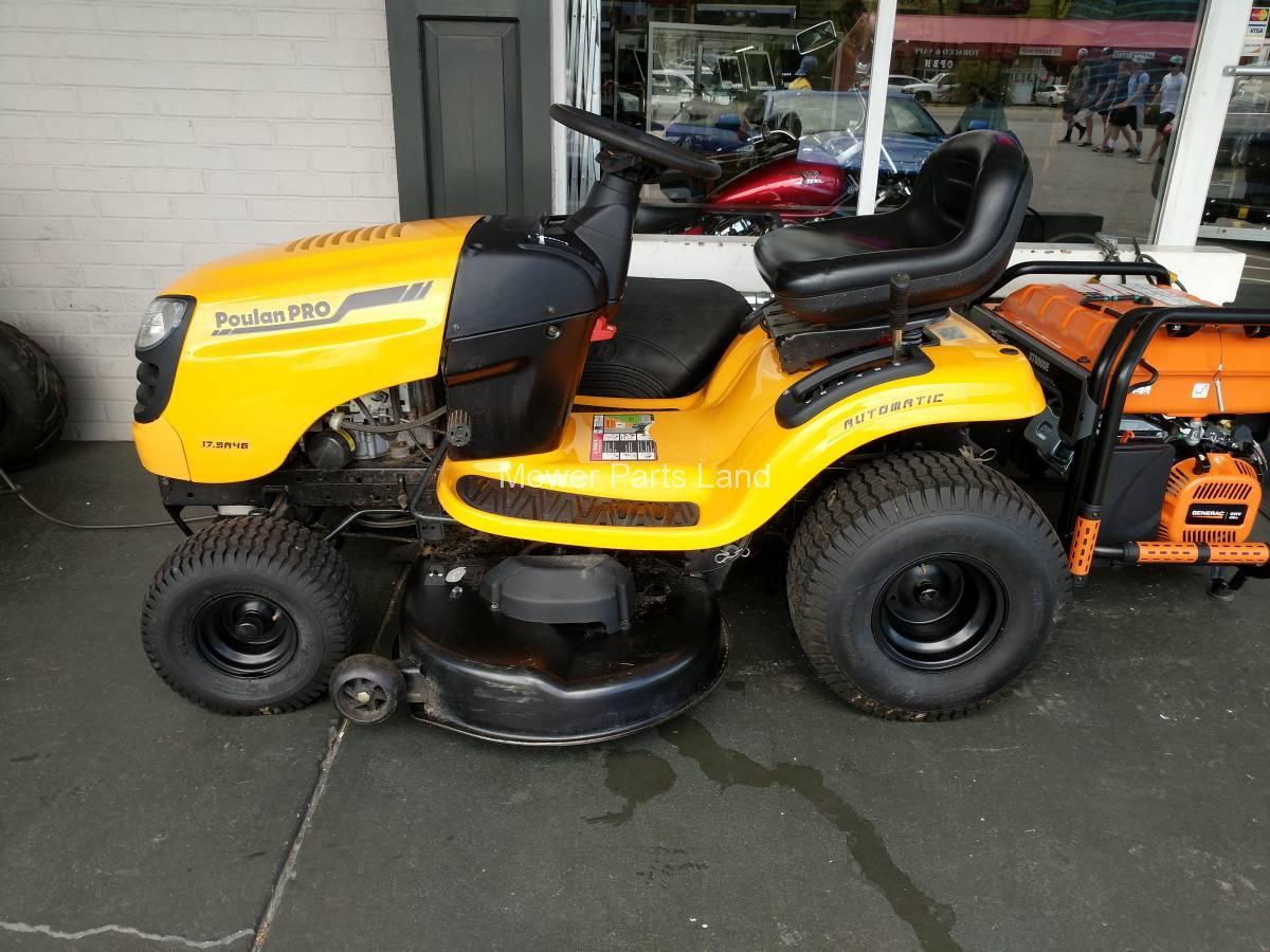 Replaces Poulan Pro Pb175a46 Riding Mower Carburetor Parts Land