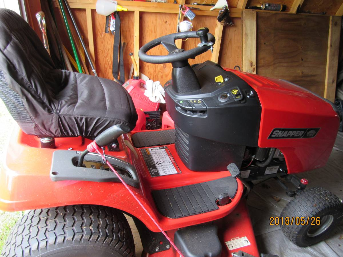 7101446 Diagram And Parts List For Snapper Ridingmowertractor