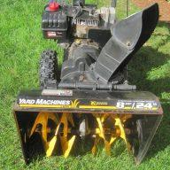 Yard Machines Snow Blower 31AS6FEE729 Carburetor