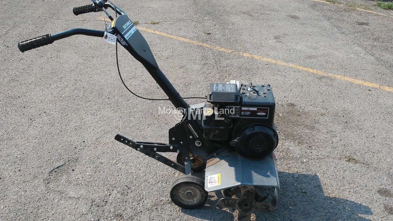 Replaces Craftsman Tiller Model 917 296350 Carburetor