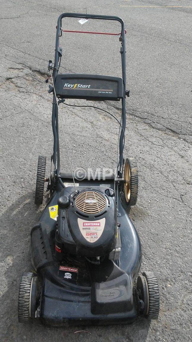 Replaces Craftsman Lawn Mower Model 917 376743 Carburetor