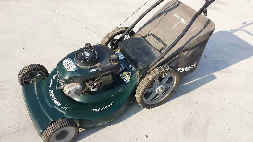 Troy Bilt Lawn Mower Parts >> Replaces Craftsman Lawn Mower Model 917.387302 Carburetor - MOWER PARTS LAND