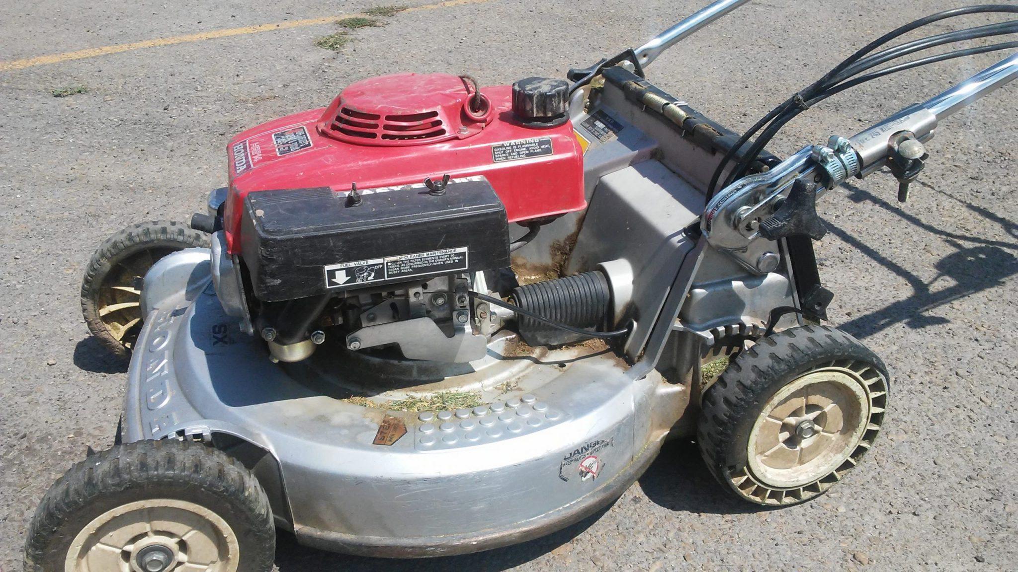 Replaces Honda Hr214 Gj Lawn Mower Carburetor Mower Parts Land