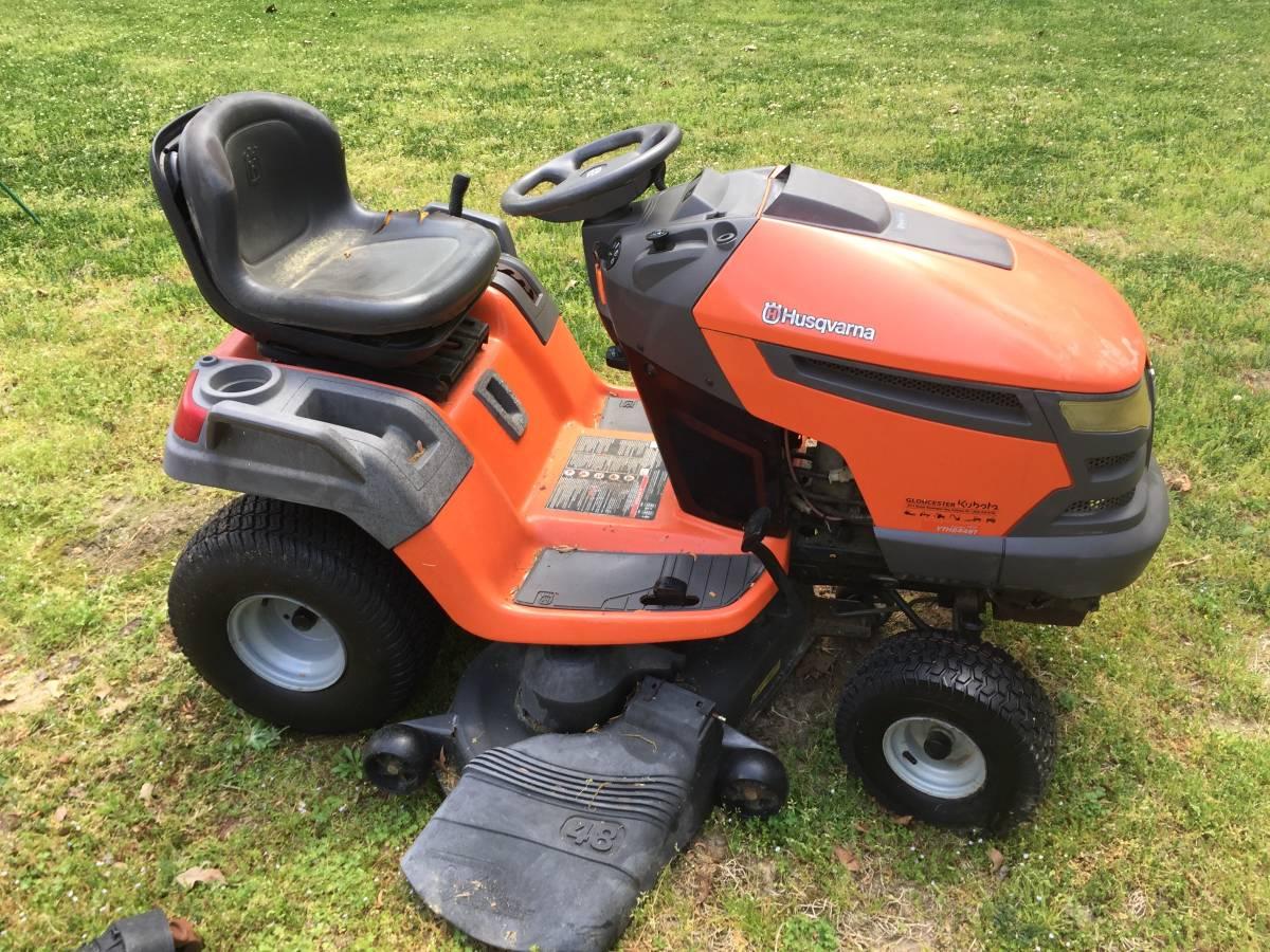 Husqvarna YTH2448T Lawn Tractor Parts Diagram - Mower Parts Land
