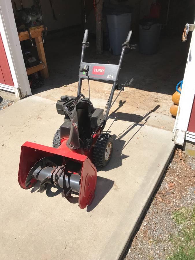 Replaces Toro 521 Snow Er Carburetor