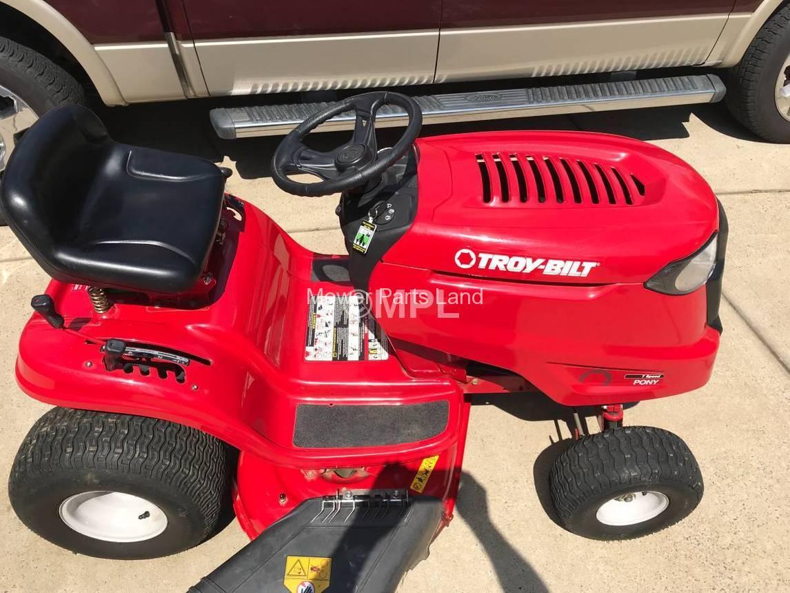 Replaces Troy Bilt Riding Mower Model 13wn77bs011 Carburetor Mower Parts Land