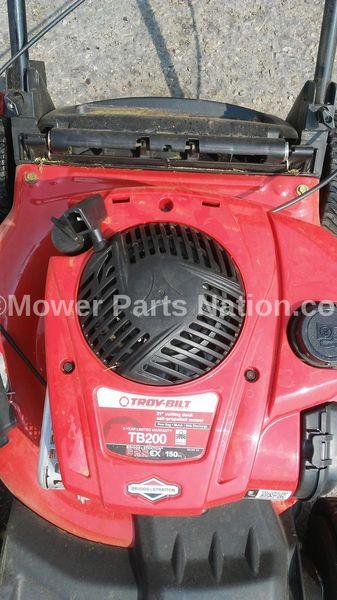 [DIAGRAM_38IS]  Replaces Troy Bilt TB200 Carburetor - Mower Parts Land | Troy Bilt Fuel Filter |  | Mower Parts Land