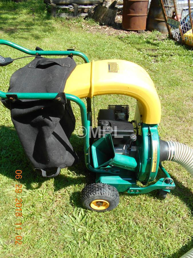 Replaces Yard Man 5 5hp Triple Care System Chipper Shredder Carburetor