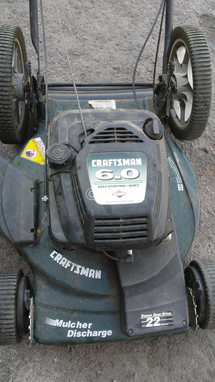 Replaces Craftsman Model 917 37870 Lawn Mower Carburetor