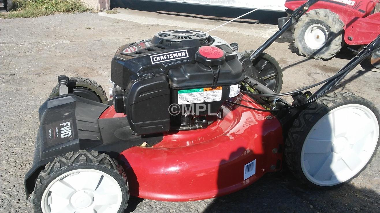 Craftsman Model Lawn Mower Carburetor on Mtd Yard Man Tiller Parts