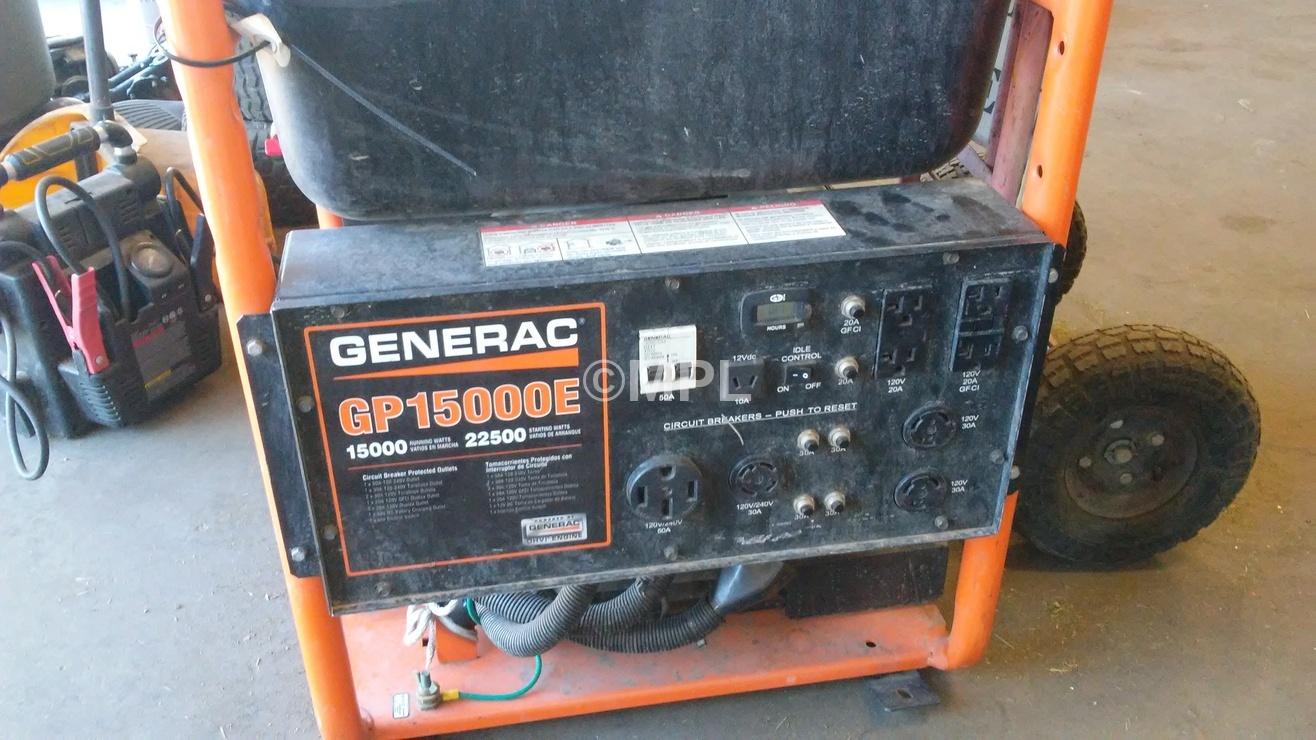 Sensational Generac Generator Gp15000 Wiring Diagram Wiring Diagram Wiring Database Gramgelartorg