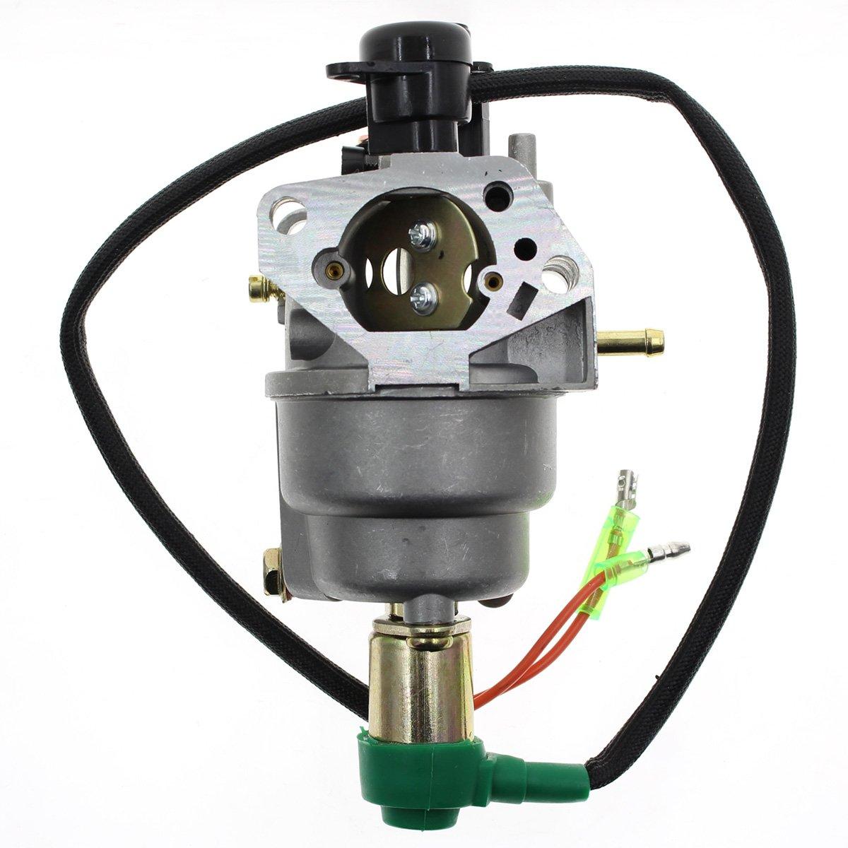 Replaces Chicago Electric 66604 16HP 6500 7000 Generator Carburetor