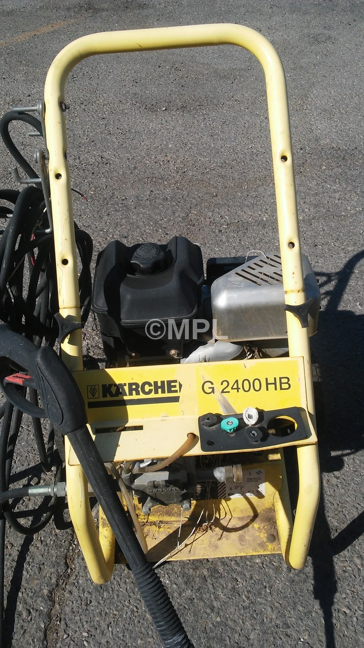 Karcher G2400hb Pressure Washer Recoil Pull Start Mower