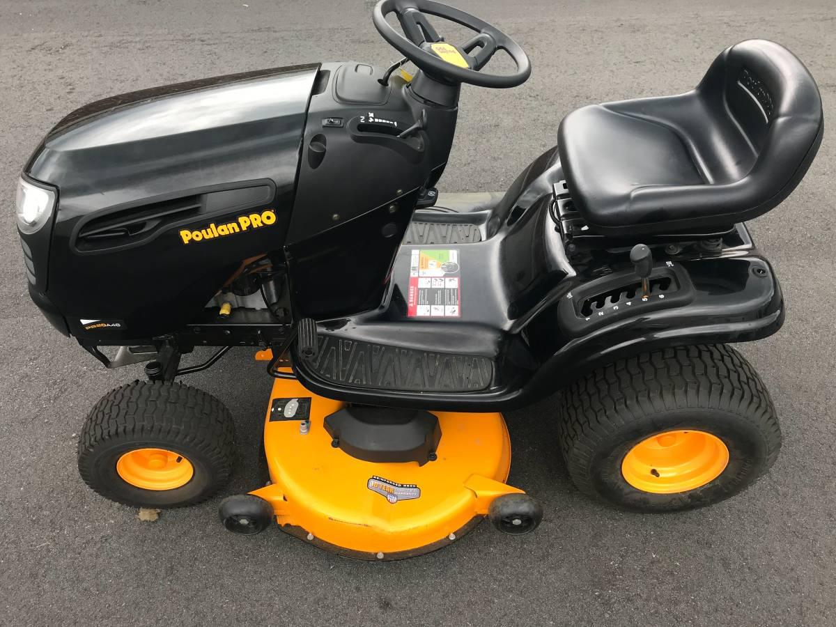 Poulan Pro Pb20a46 96042016700 Lawn Tractor Parts