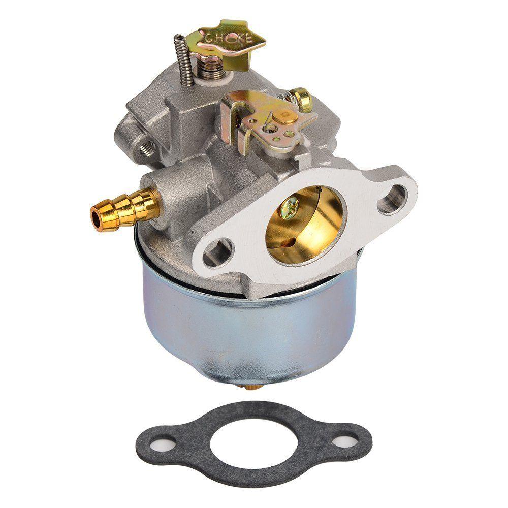 Replaces Carburetor For Tecumseh H60-75566U Engine