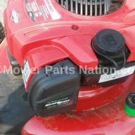 Replaces Troy Bilt Lawn Mower Model 12A-A2BU711 Air Cleaner Cover