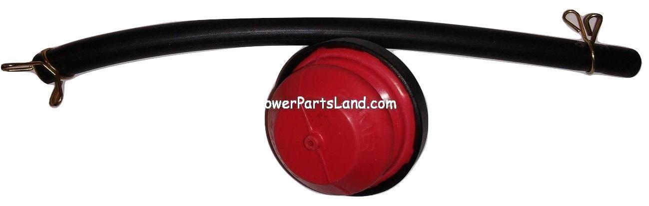 Replaces Snow-Tek Model 920402 Snow Blower Primer Bulb