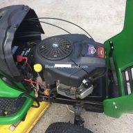 Replaces John Deere L120 Automatic Lawn Tractor Carburetor - Mower Parts  LandMower Parts Land