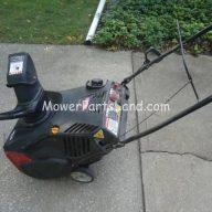 Replaces Craftsman Model 247.9854 Snow Thrower Auger Belt
