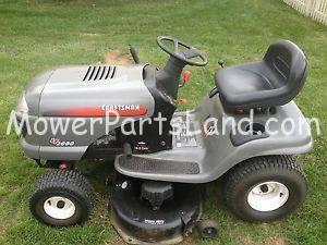 Craftsman Model 917.275761 Lawn Tractor Carburetor