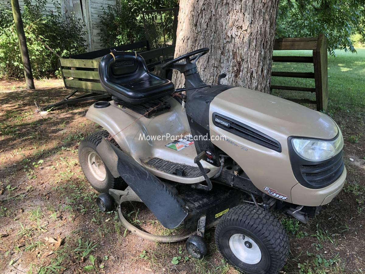 Replaces Craftsman Model 917 287140 Lawn Tractor Carburetor