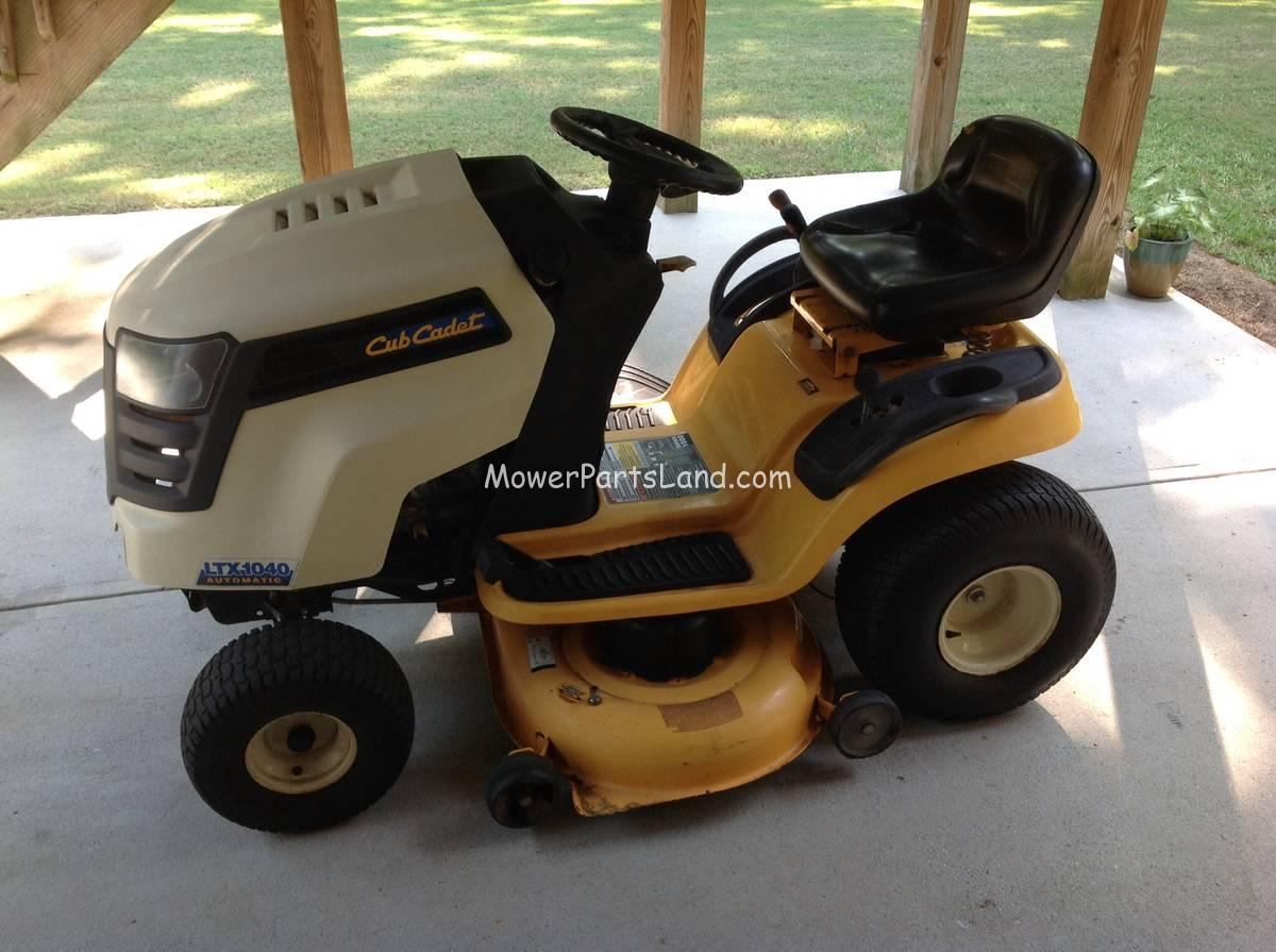 Replaces Cub Cadet LTX1040 Lawn Tractor Maintenance Kit