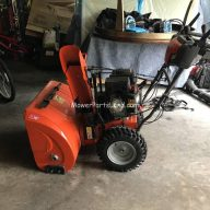 Replaces Husqvarna ST 230P-96193010102 Snow Blower Shear Pins