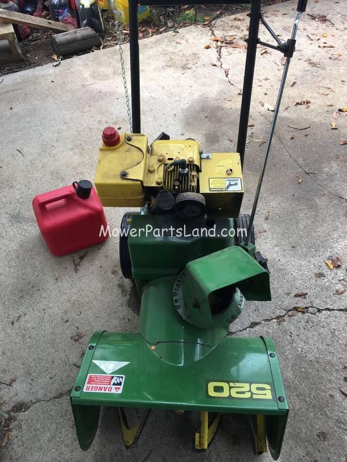 Replaces John Deere 520 Snow Er Carburetor Mower Parts Land