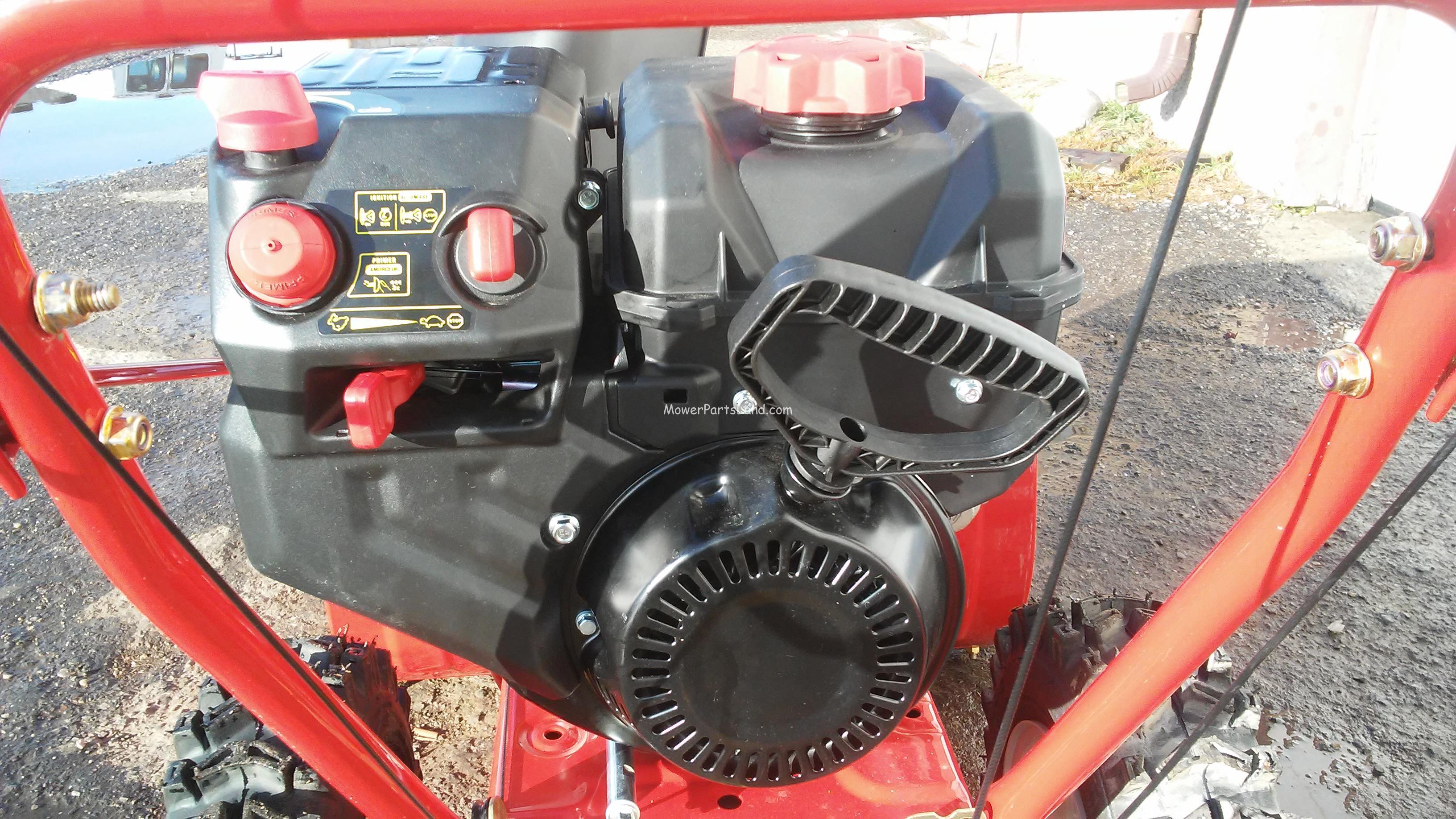Replaces Troy Bilt Snow Blower Model 31BS6BN2711 Carburetor