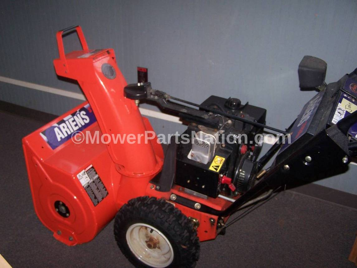 Replaces Ariens ST824LE Snow Blower Pull Start