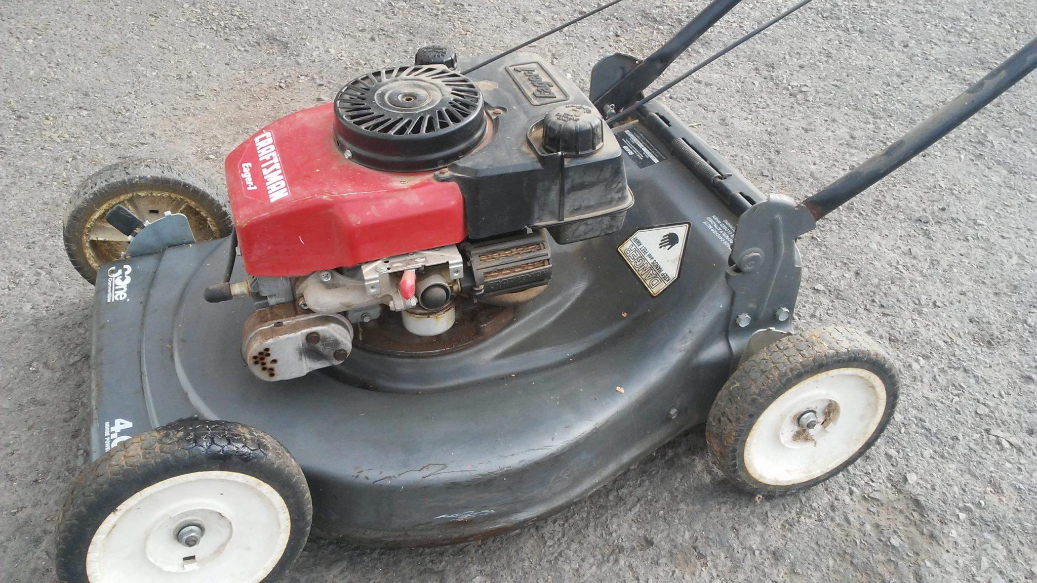 Replaces Craftsman Model 917 382771 Lawn Mower Carburetor Mower