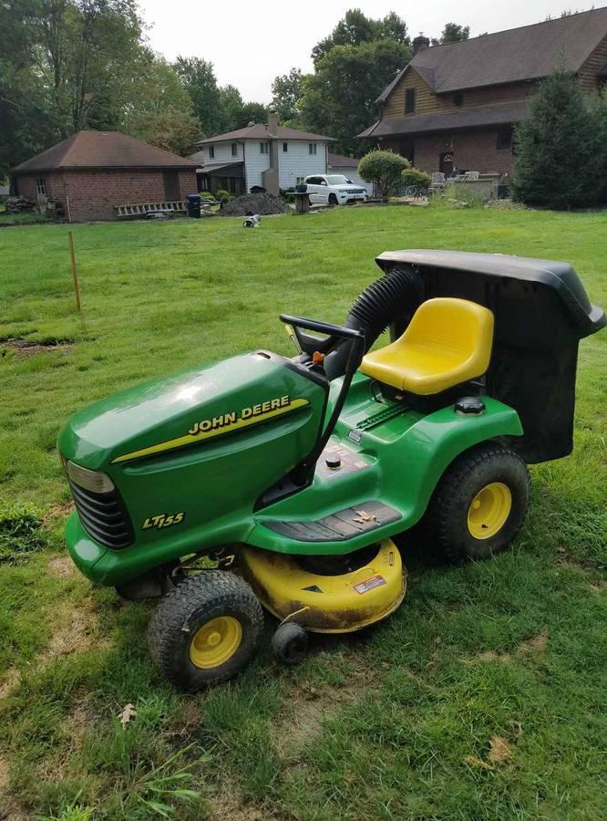 Replaces John Deere Lt155 Lawn Tractor Carburetor Mower