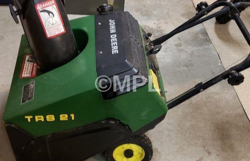 [DIAGRAM_38DE]  Carburetor For John Deere TRS21 Snow Blower - Mower Parts Land | Trs21 Snowblower Parts Fuel Filter |  | Mower Parts Land
